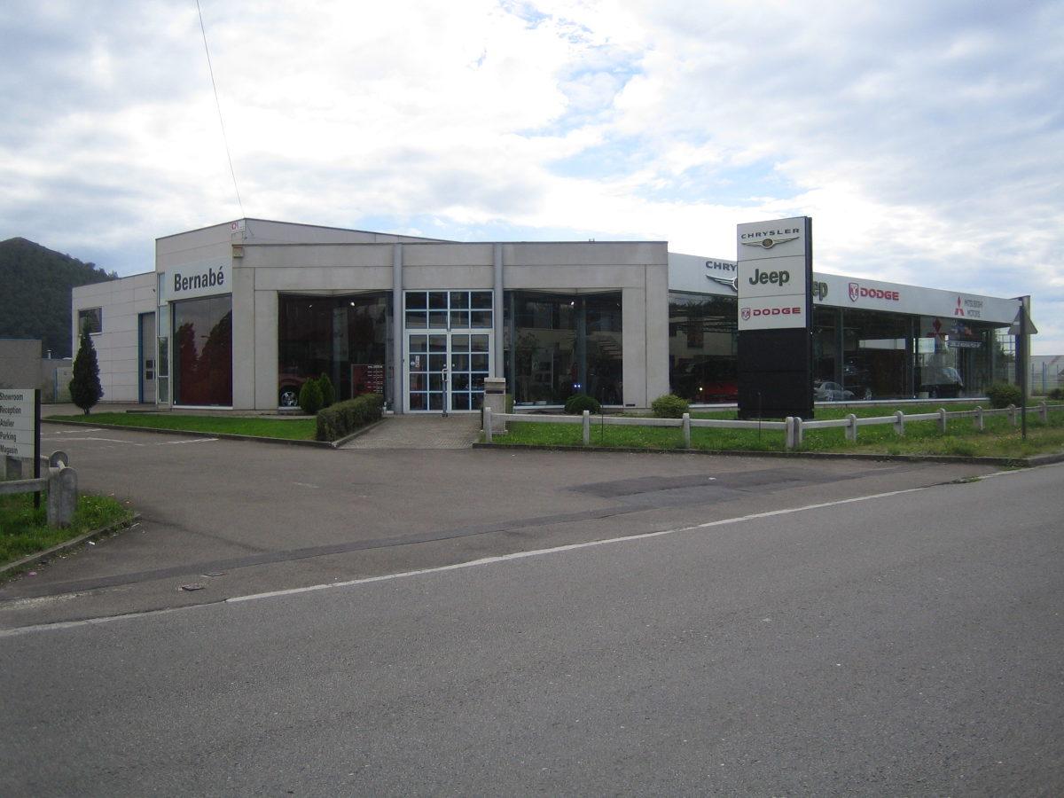 Bernabé Chrysler 1