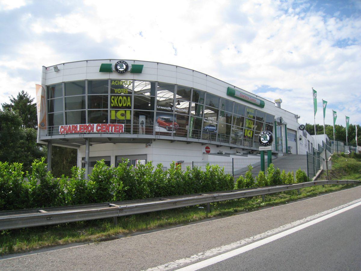 Charleroi Center 1