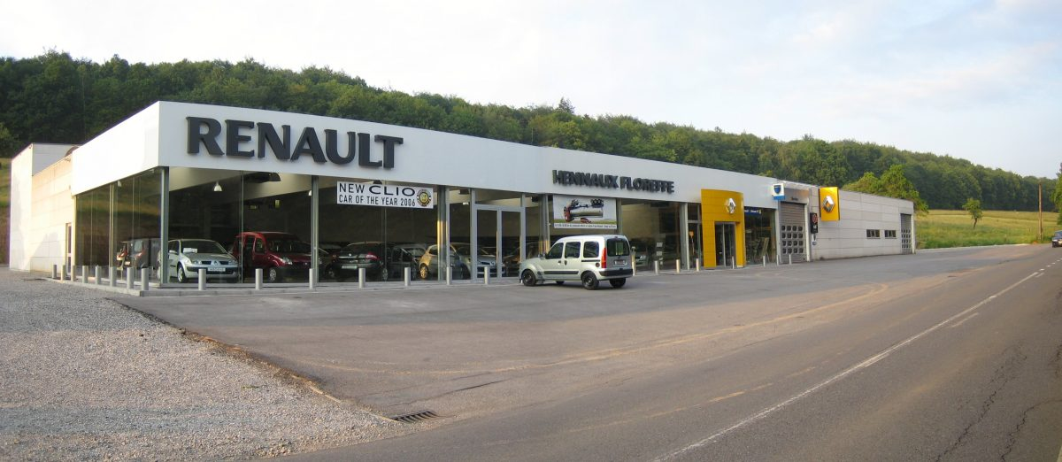 Hennaux Renault 1