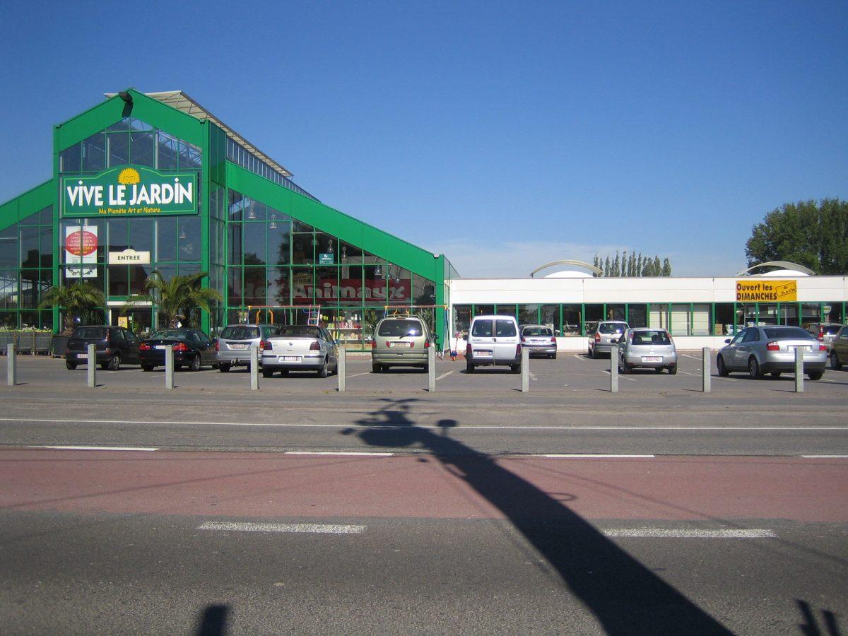 Lange Jardinage 1