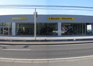 Mazuin Opel 1