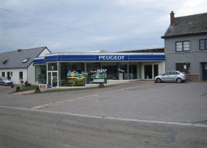 Renard Peugeot 1