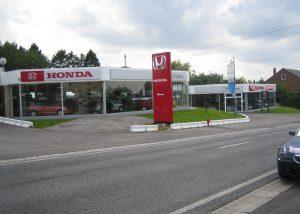 Silvano Honda 1